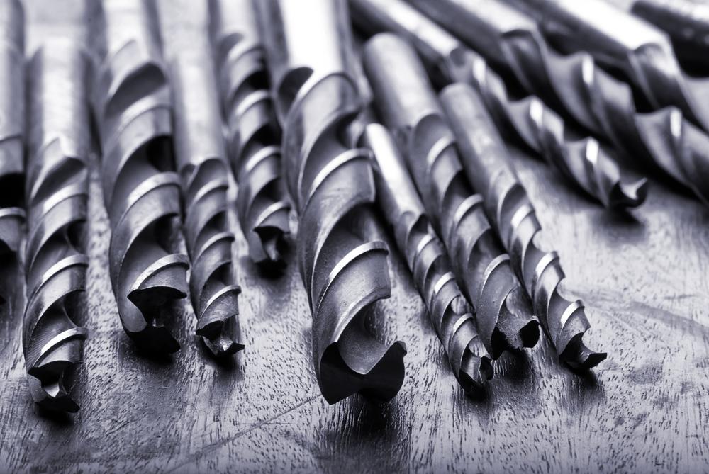 Tools (drill bits etc)