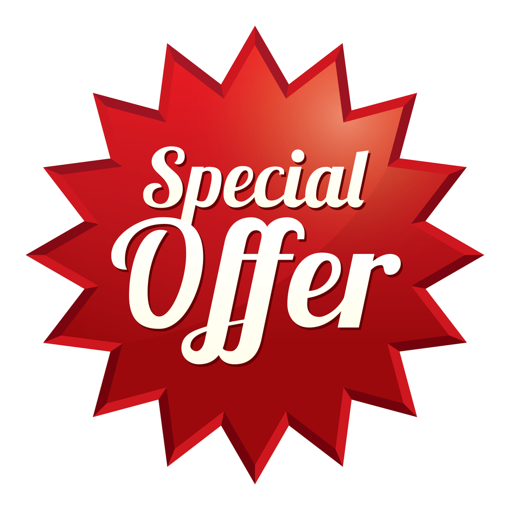 ***Special Offers***