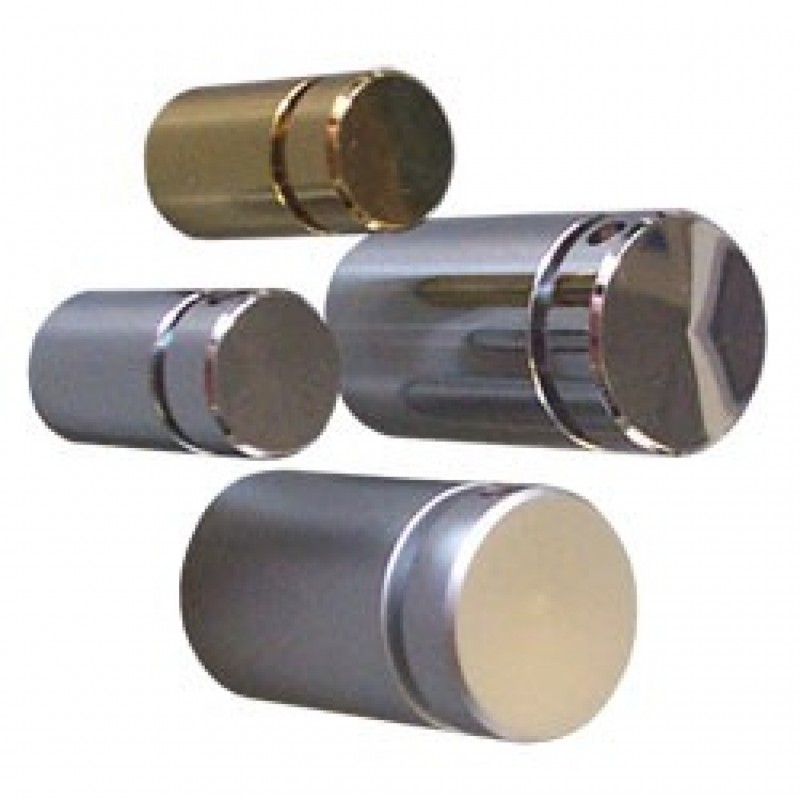 Brass Stand Off Fixings 19mm dia