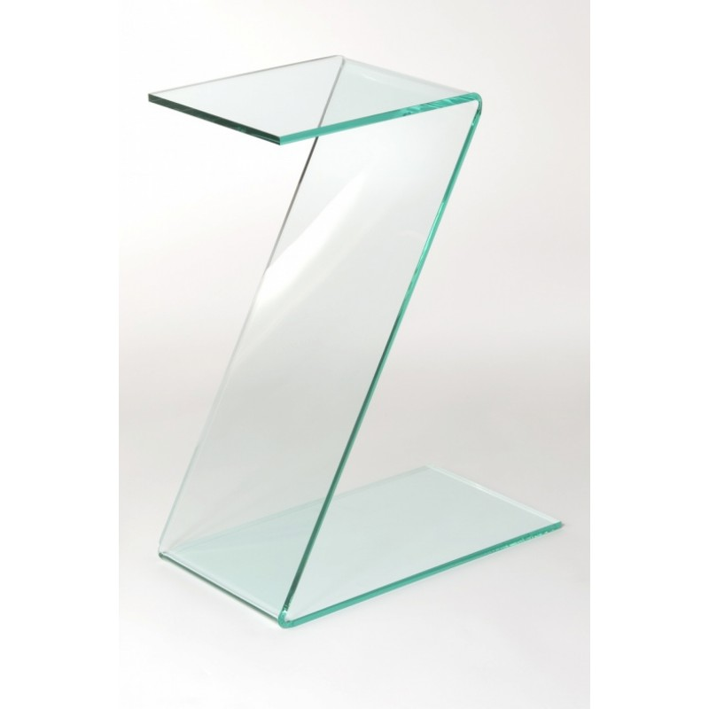 Z Shaped Occasional Table