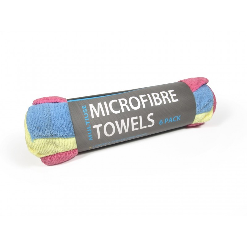 Micro Fibre Cloths